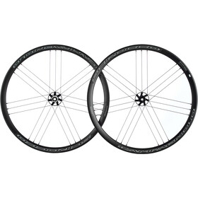 """Campagnolo Scirocco DB Wielset 28"""" HG 8-11 Disc 12x100 mm/12x142 mm"""